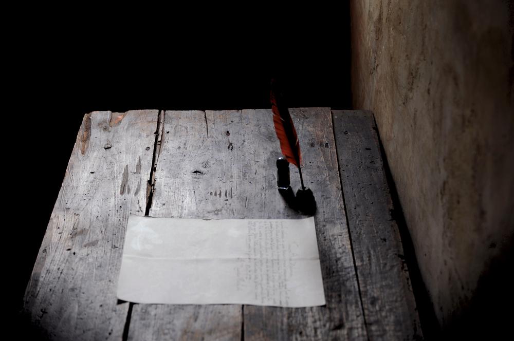 lettera dalla cella