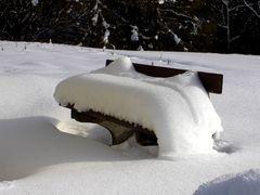 Letzte Grüsse vom Winter...
