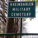 Letzte Ruhestätte der Soldaten nebst Familien