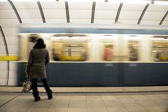 letzte U-Bahn