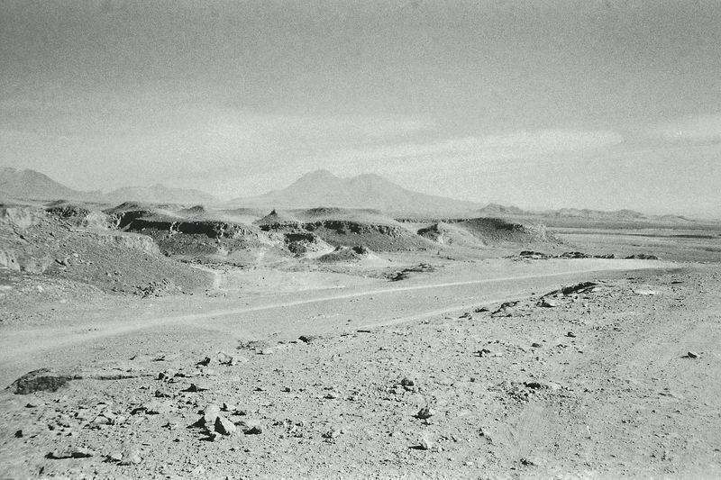 Letzte Woche auf dem Mars