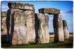 Letzte Woche in Stonehenge