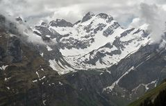 ..letzter Blick auf den Berg.