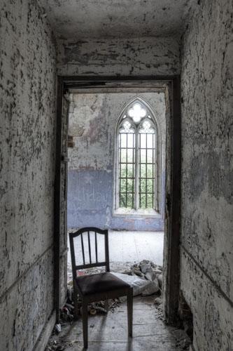 letzter Stuhl