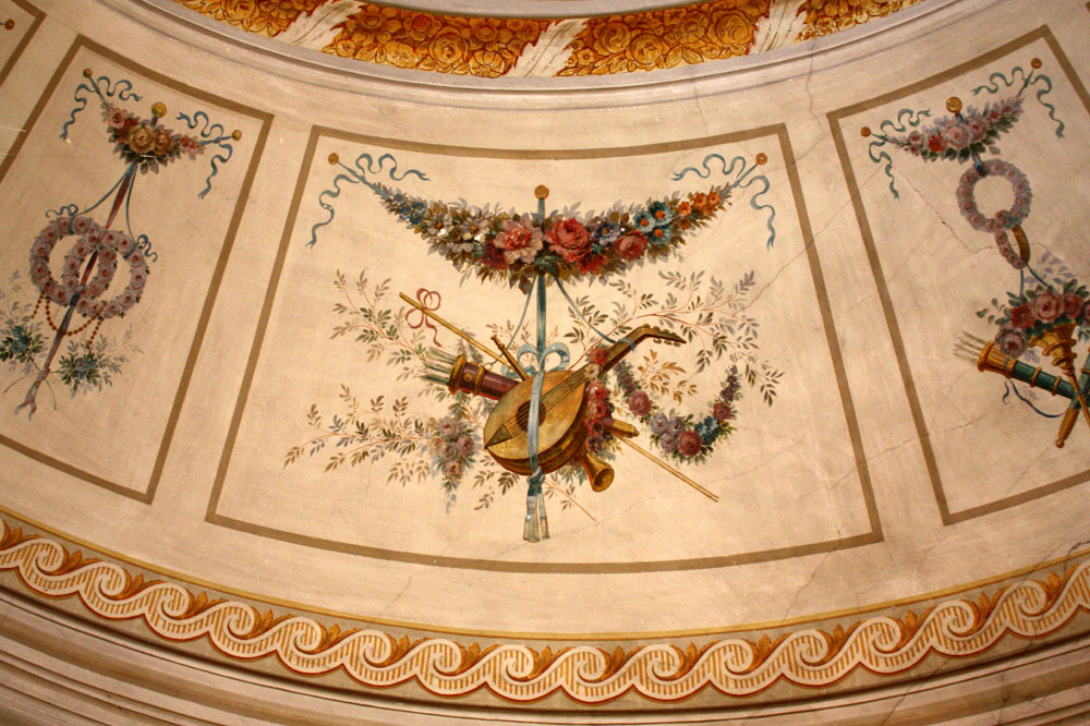 Letztes Detail aus Schloss Burgscheidungen