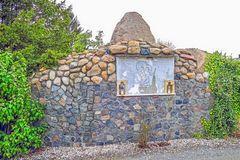 Letztes Stück Stadtmauer in Bad Schmiedeberg