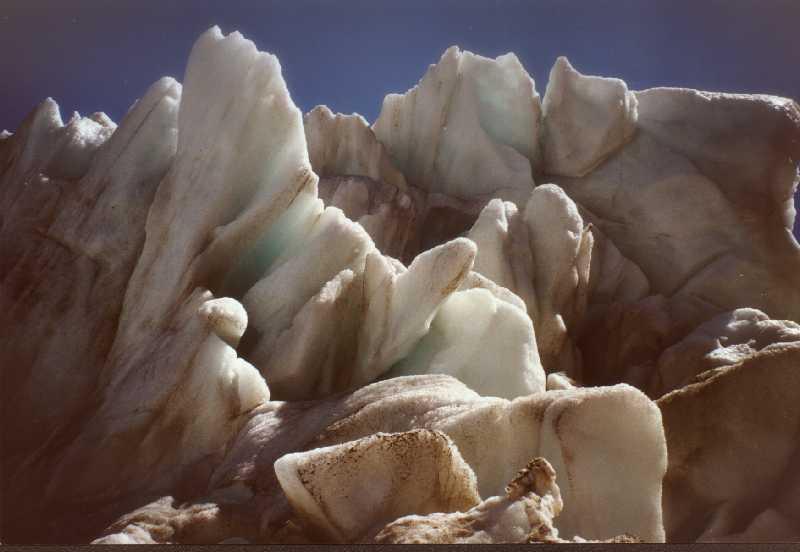 ..letztes Wochenende am Kaunertaler Gletscher (3700m)..