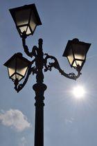 Leuchten die bei Tage leuchten