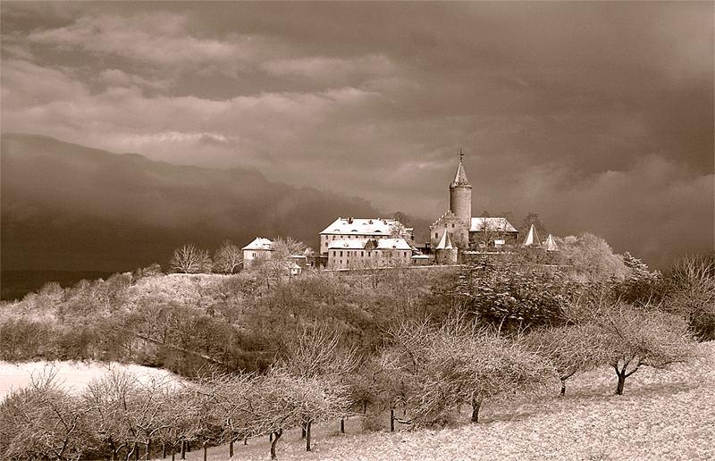 Leuchtenburg Kahla / Thüringen