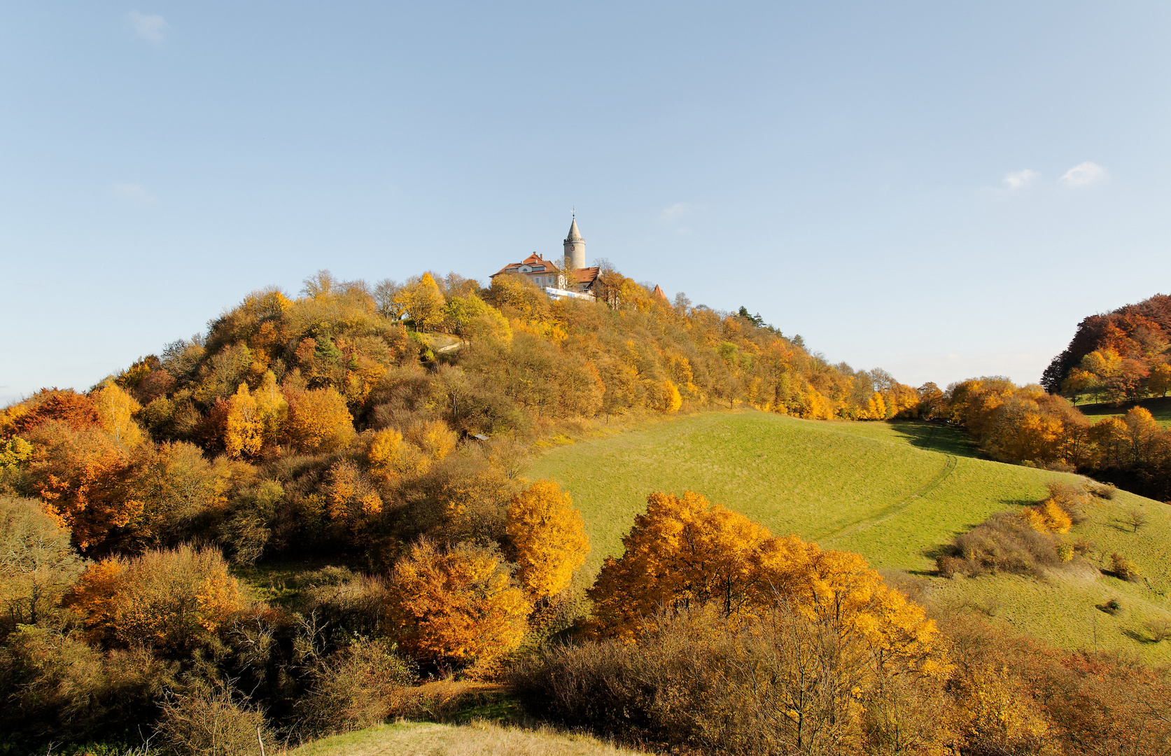 Leuchtenburg ( Thüringen )
