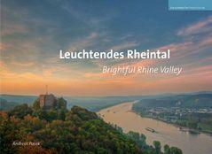 Leuchtendes Rheintal - Titelmotiv Burg