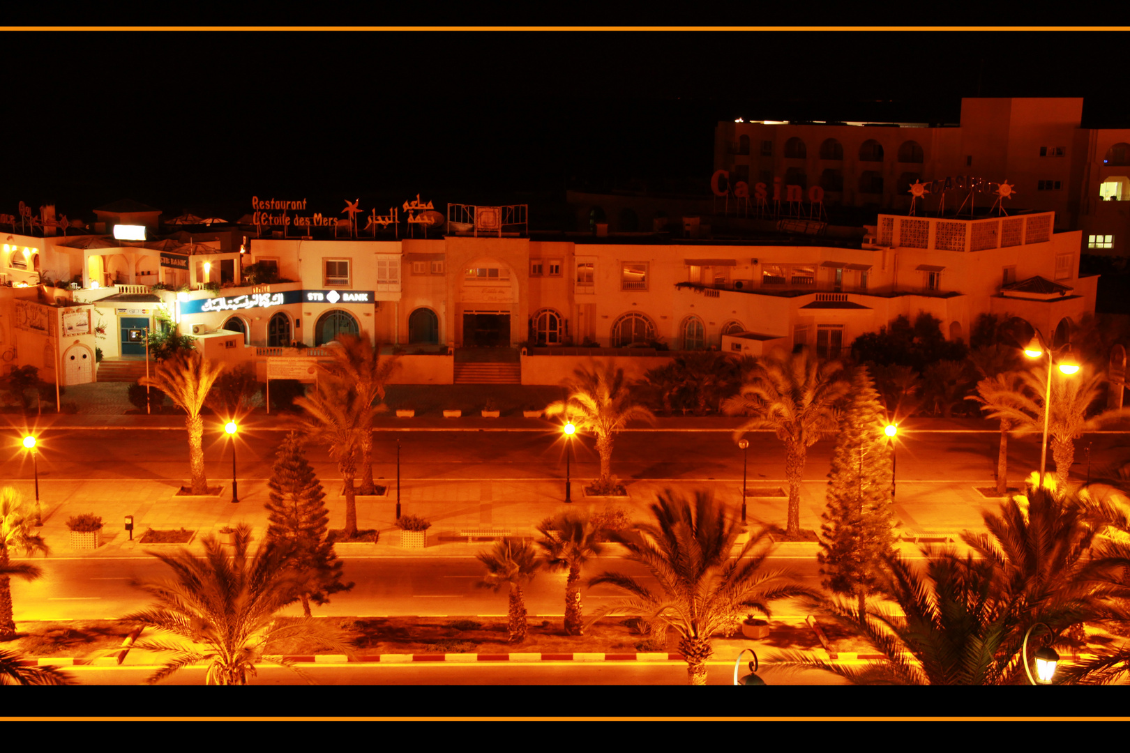 Leuchtendes Tunesien