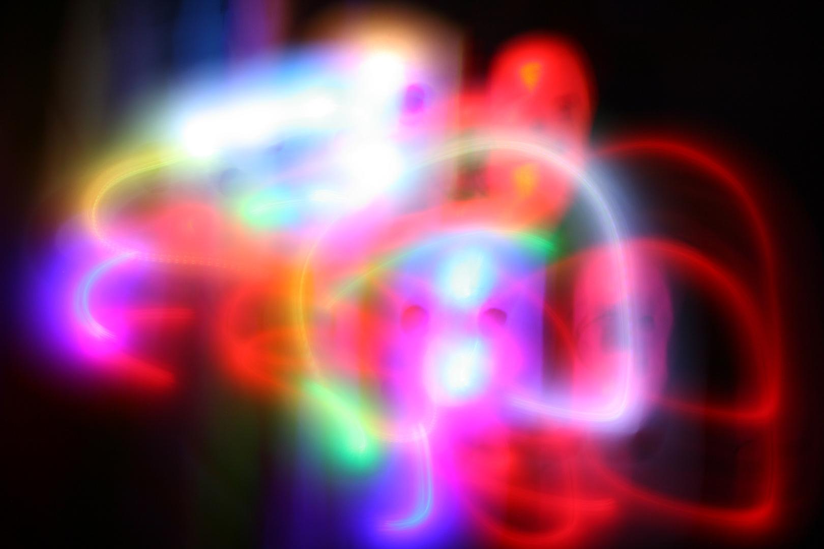 Leuchtenerschneemann