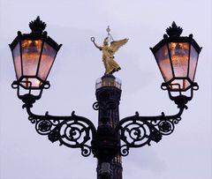 Leuchter mit Engel