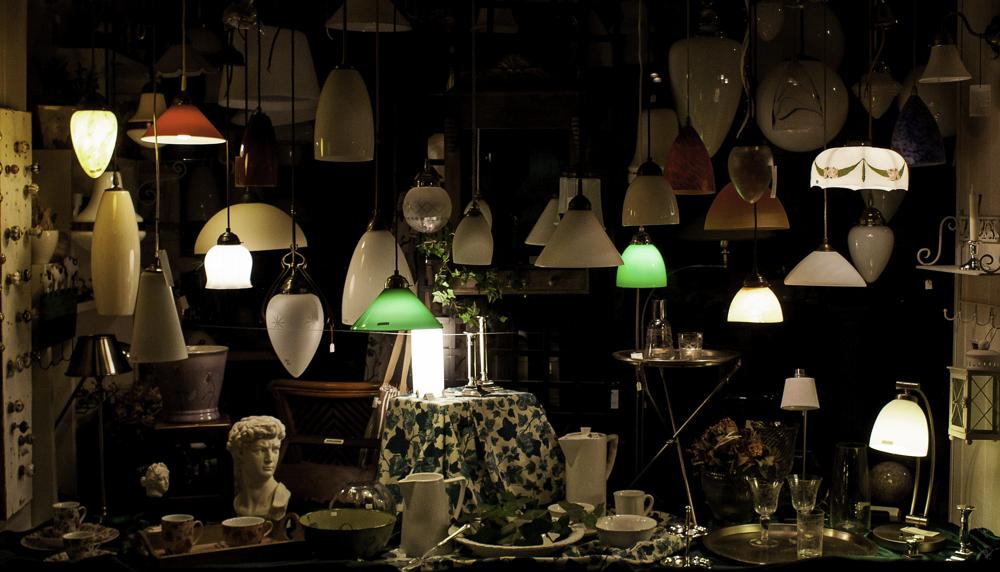 Leuchtmittel-Verkleidungskörper-Geschäft
