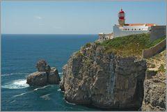 Leuchtturm am Cabo de São Vicente
