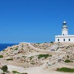 Leuchtturm am Cap de Cavalleria
