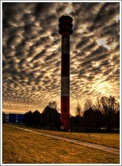 Leuchtturm am Geniusstrand