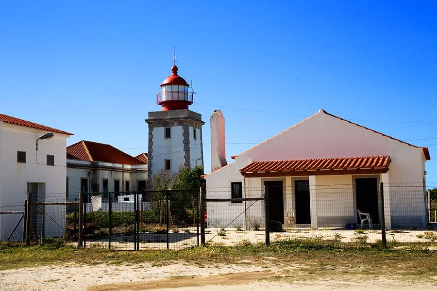 Leuchtturm an der Atlantikküste (c)