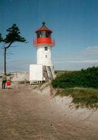 ... Leuchtturm auf Hiddensee ...