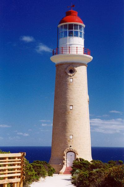Leuchtturm auf Kangaroo Island