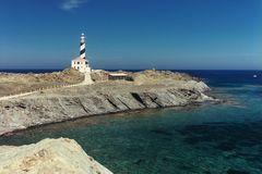 Leuchtturm auf Menorca am Cap de Favaritx (Spanien) 4