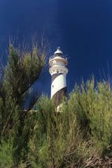 Leuchtturm auf Menorca am Cap de Favaritx (Spanien) 5