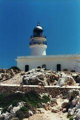 Leuchtturm auf Menorca (Spanien) 1