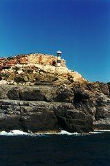 Leuchtturm auf Menorca (Spanien) 3
