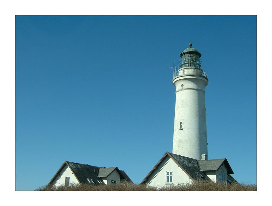 Leuchtturm bei Hirtshals
