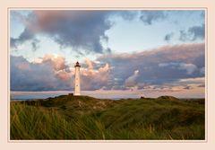 Leuchtturm bei Hvide Sande