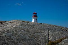 Leuchtturm bei Peggy Cove, Halifax_1