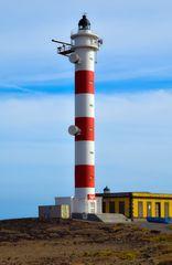 Leuchtturm bei Punta de Abona