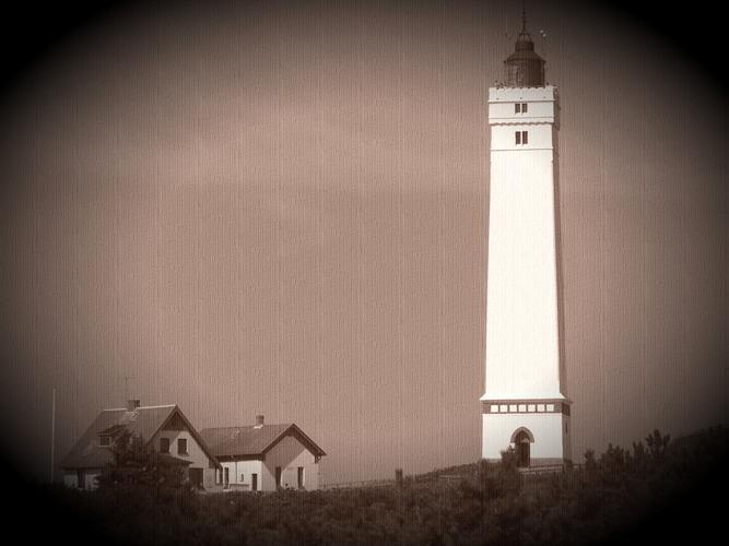 Leuchtturm Blavand