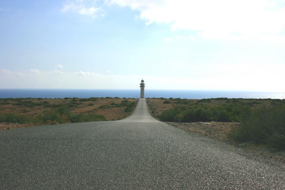 Leuchtturm Cap de Barbariar