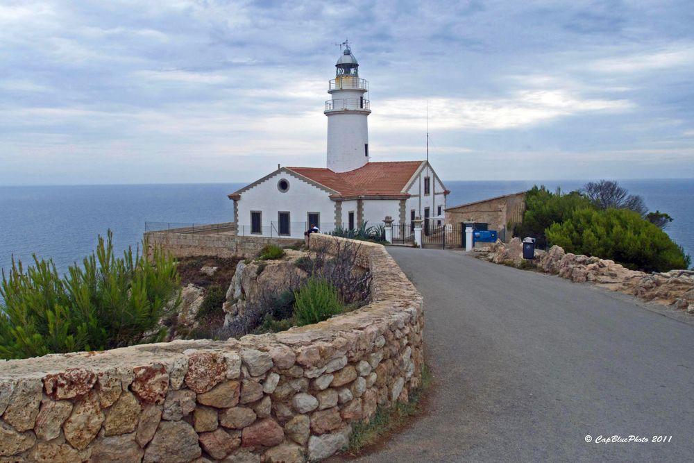 Leuchtturm CapdePera