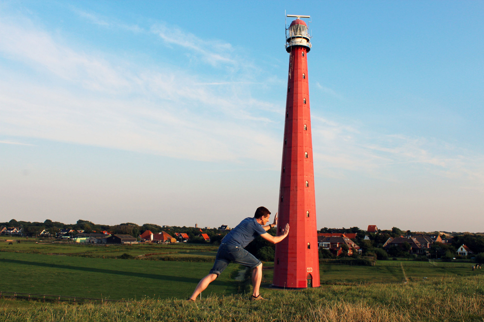Leuchtturm Den Helder