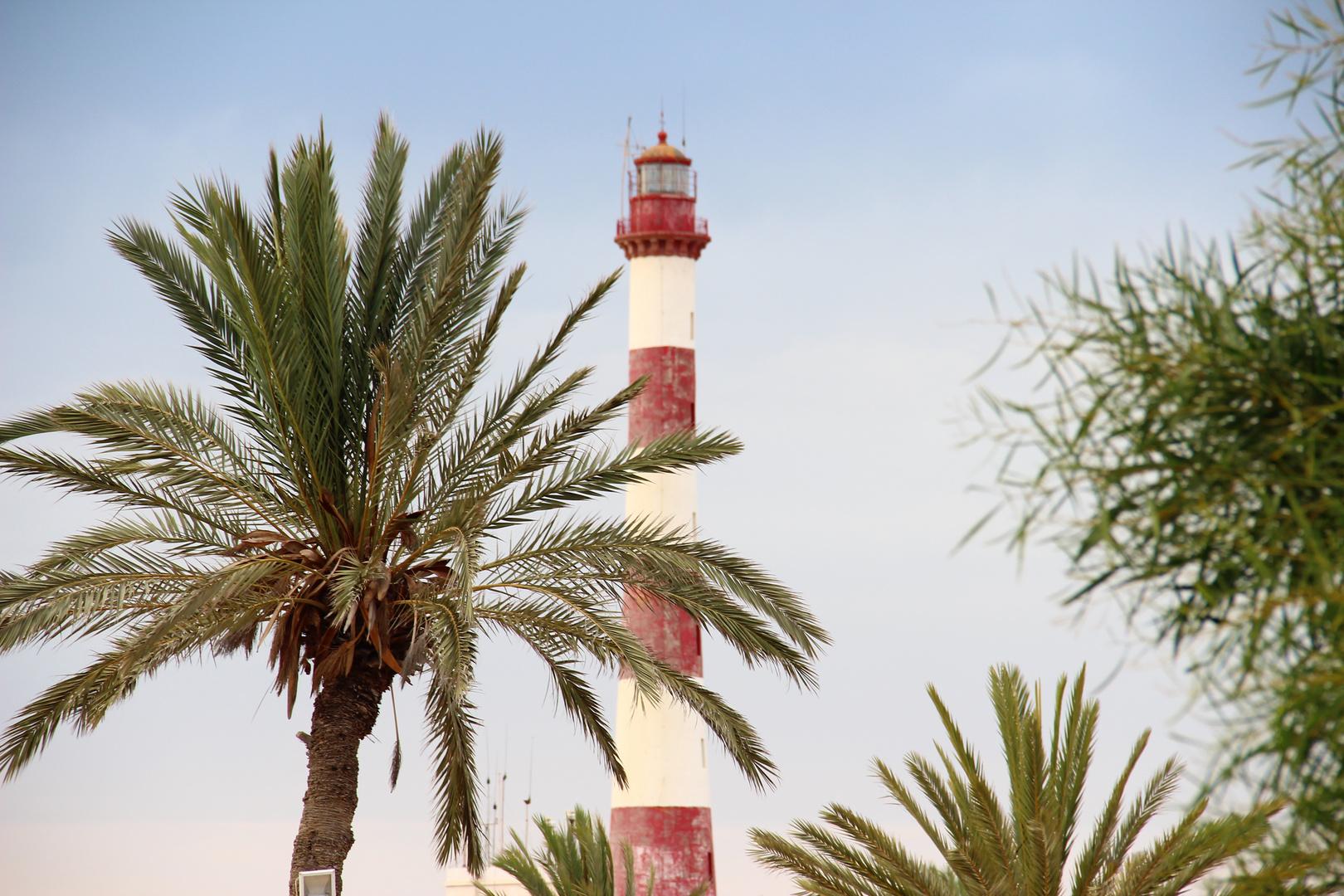 Leuchtturm der Wüste