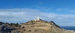 Leuchtturm des Kap Formentor Mallorca