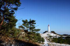 Leuchtturm  Dornbusch  Feb. 2018