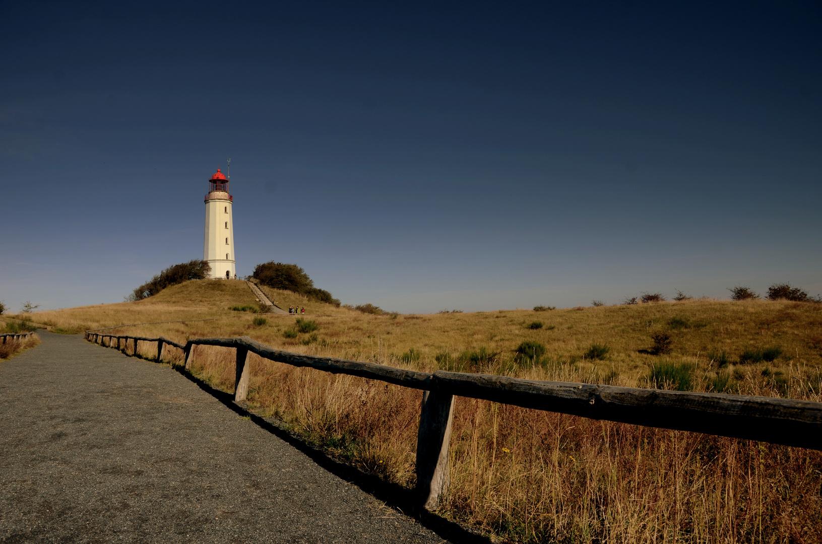 Leuchtturm Dornbusch Insel Hiddensee