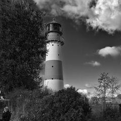 Leuchtturm Falshöft, Ostsee