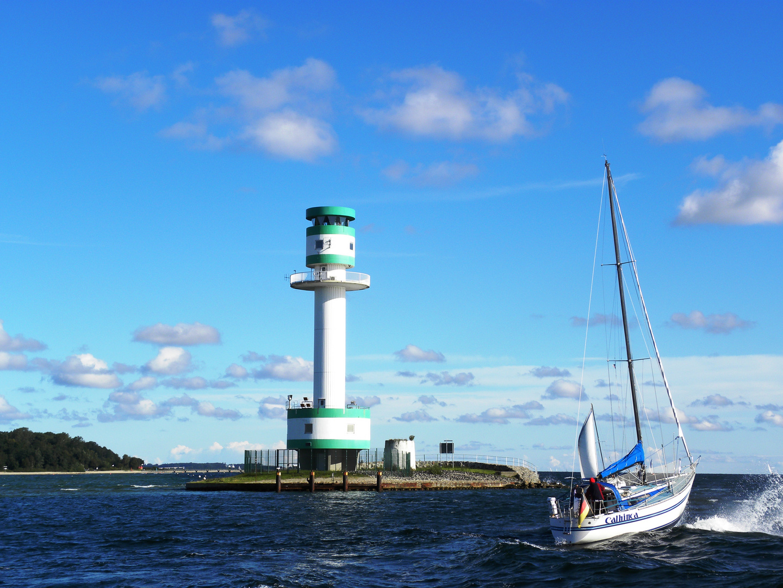 Leuchtturm Friedrichsort ~ Kiel