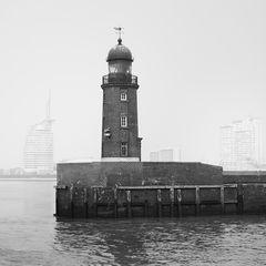 Leuchtturm Geestemole, Bremerhaven