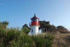Leuchtturm Gellen / Insel Hiddensee