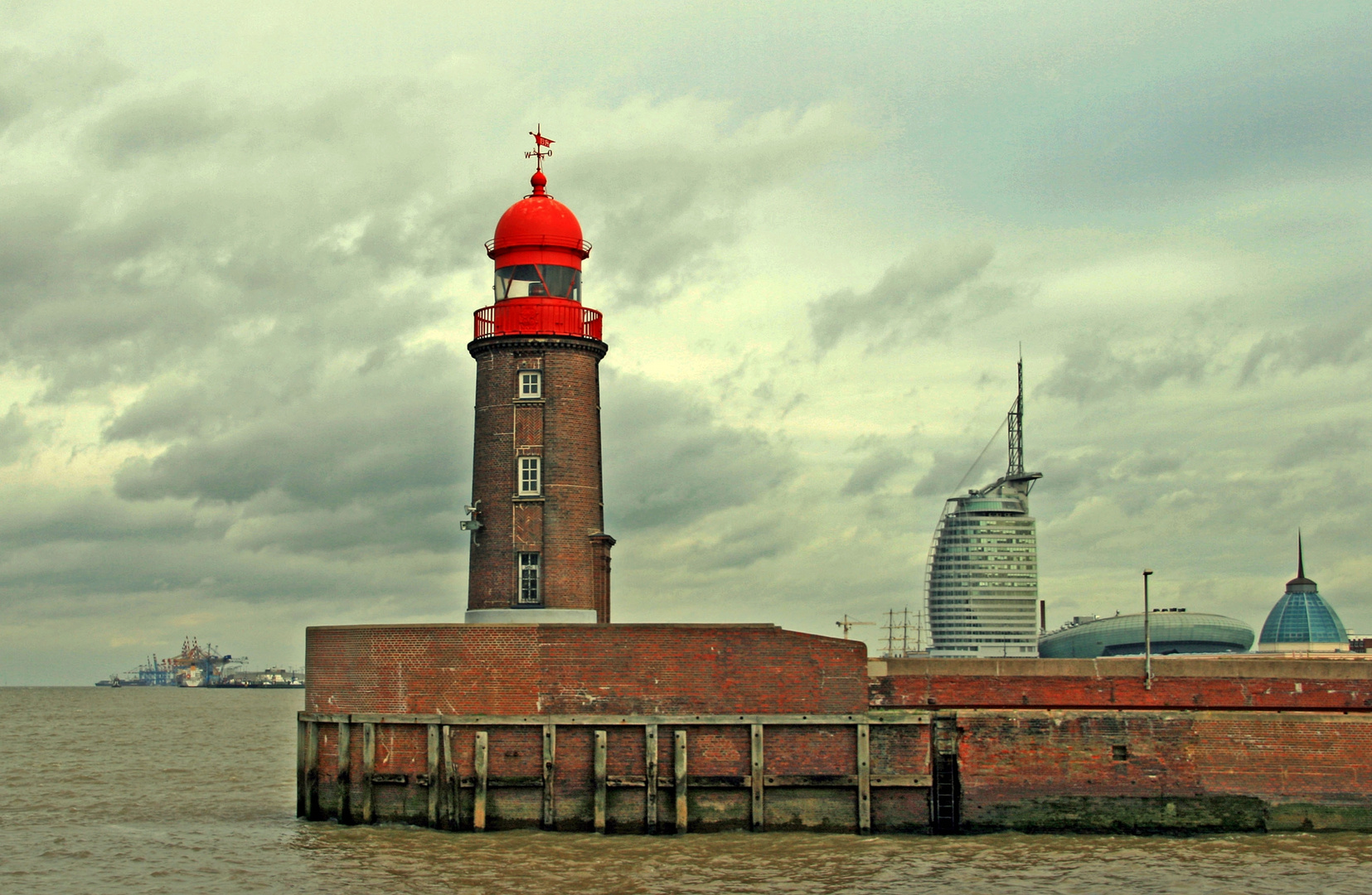 Leuchtturm in Bremerhaven 2