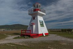 Leuchtturm in Carleton-sur-Mer