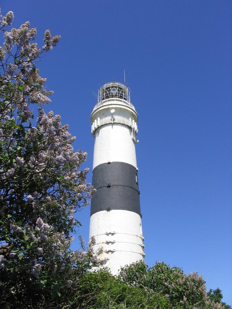 Leuchtturm in der Heimat auf Sylt