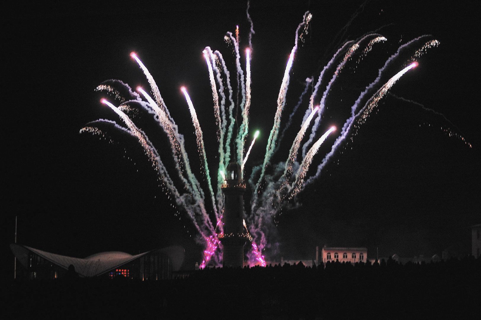 Leuchtturm in Flammen 2010