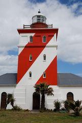 Leuchtturm in Kapstadt (Südafrika) an der Promenade